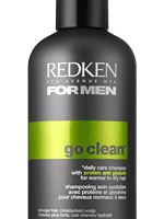 Redken for MenGoCleanDailyCareShampoo
